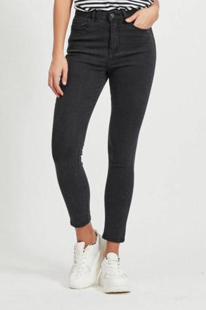high waist skinny jeans VIEKKO black