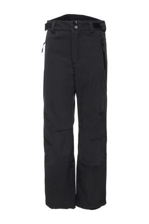 softshell skibroek zwart