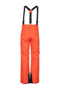 Mountain Peak skibroek oranje, Oranje