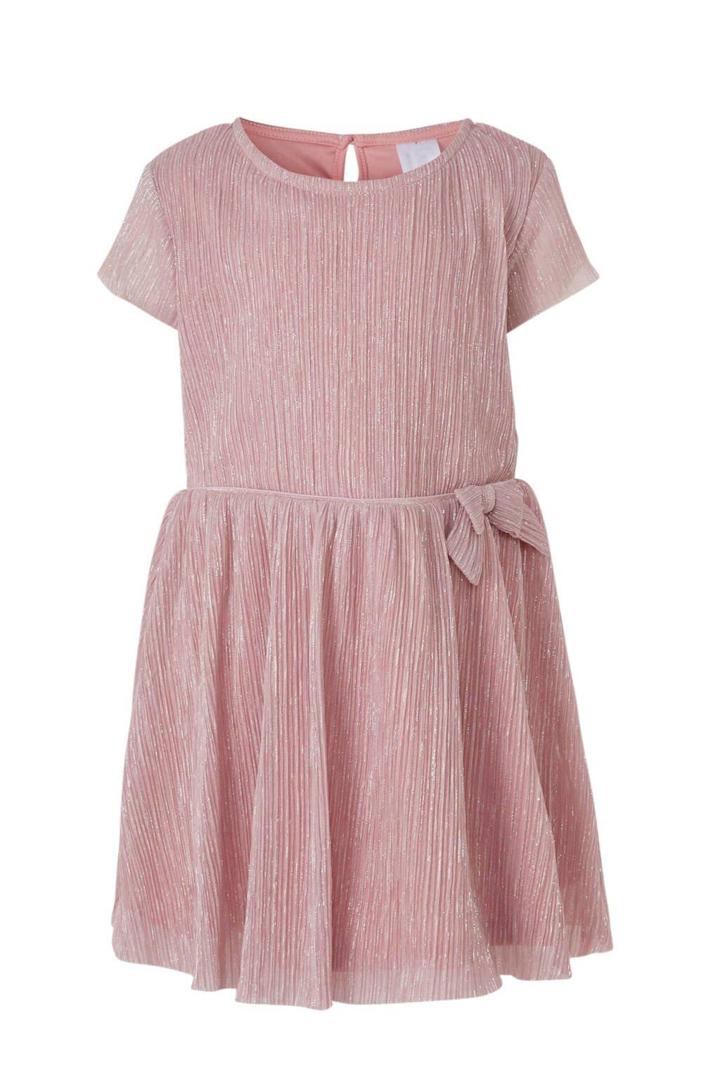 Nieuw C&A Palomino jurk lichtroze | wehkamp SW-22