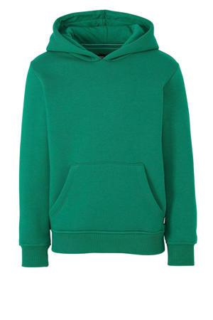 unisex hoodie Kimar groen