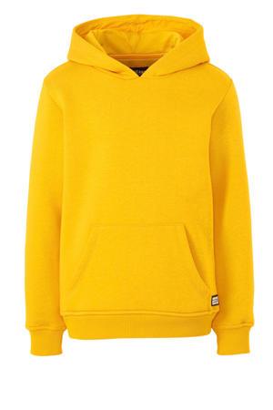unisex hoodie Kimar oker geel