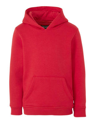 unisex hoodie Kimar rood