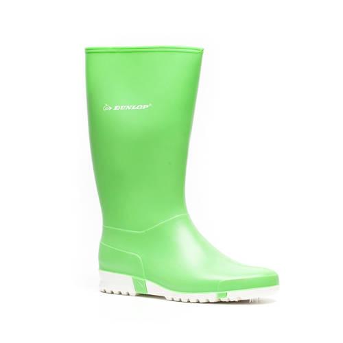 Dunlop regenlaarzen groen