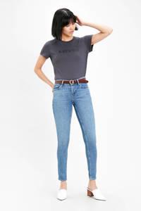 Levi's Innovation skinny jeans blauw, Blauw