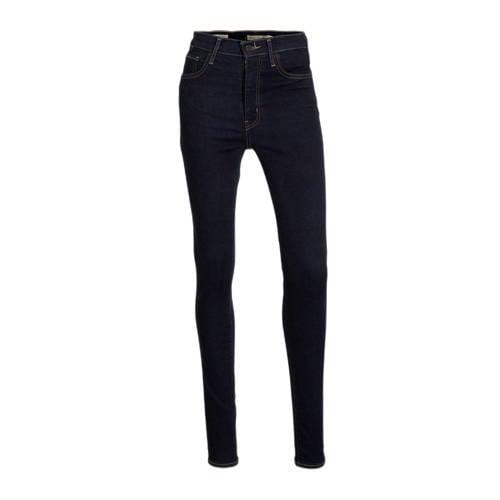 Levi's Mile high super skinny jeans Celestial Rinse