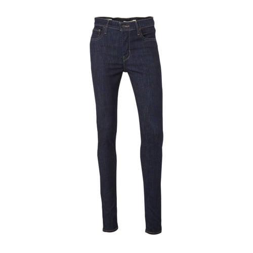 Levi's 720 high waist skinny jeans dark denim