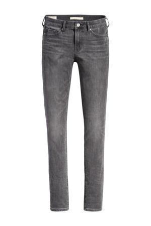 711 skinny jeans grijs