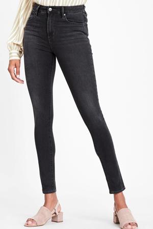 721 high waist skinny jeans zwart