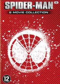 Spider-man - 8 movie collection (DVD)