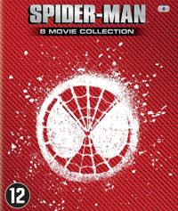 Spider-man - 8 movie collection (Blu-ray)