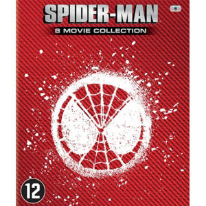 Spider-man - 8 movie collection (Blu-ray)