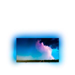 65OLED754/12 4K UHD OLED tv met driezijdig Ambilight