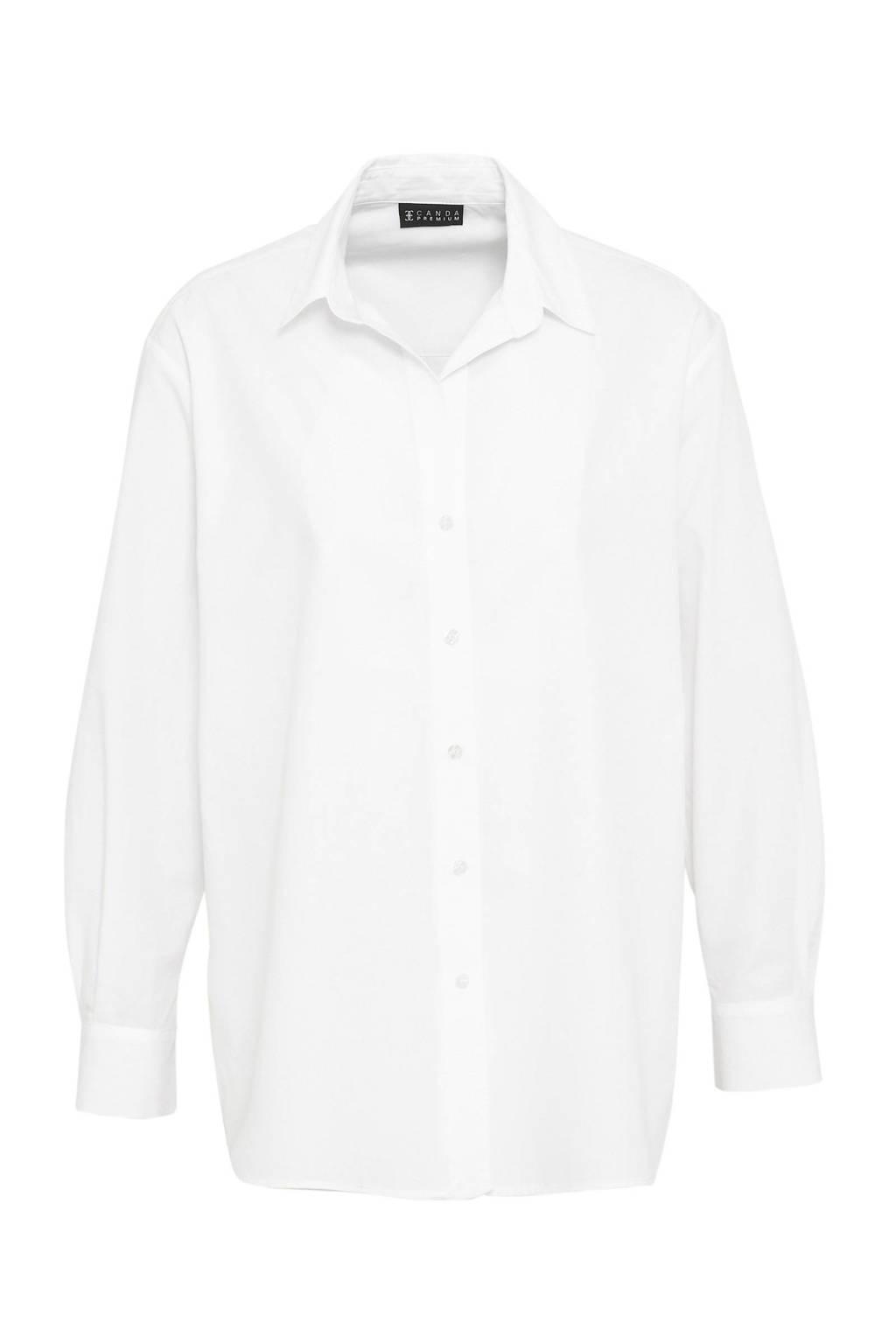 C&A blouse wit, Wit