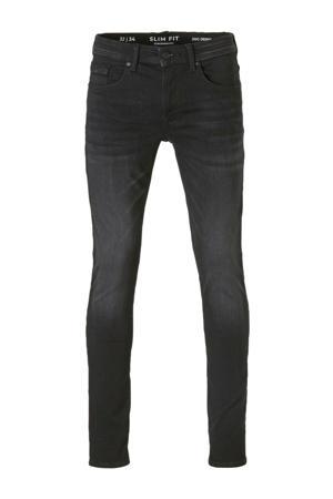 Clockhouse slim fit broek zwart