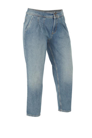 XL Clockhouse tapered fit jeans blauw