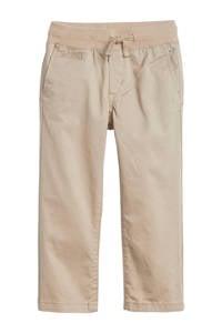 GAP regular fit broek khaki, Khaki beige