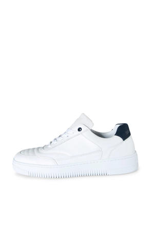 Arugam  leren sneakers wit
