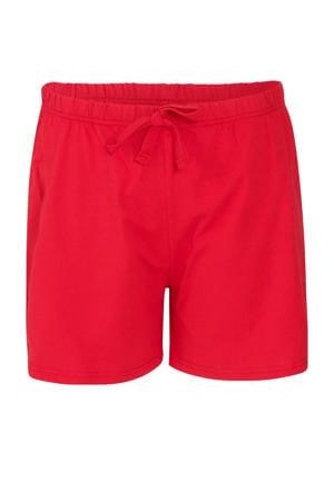 pyjamashort rood