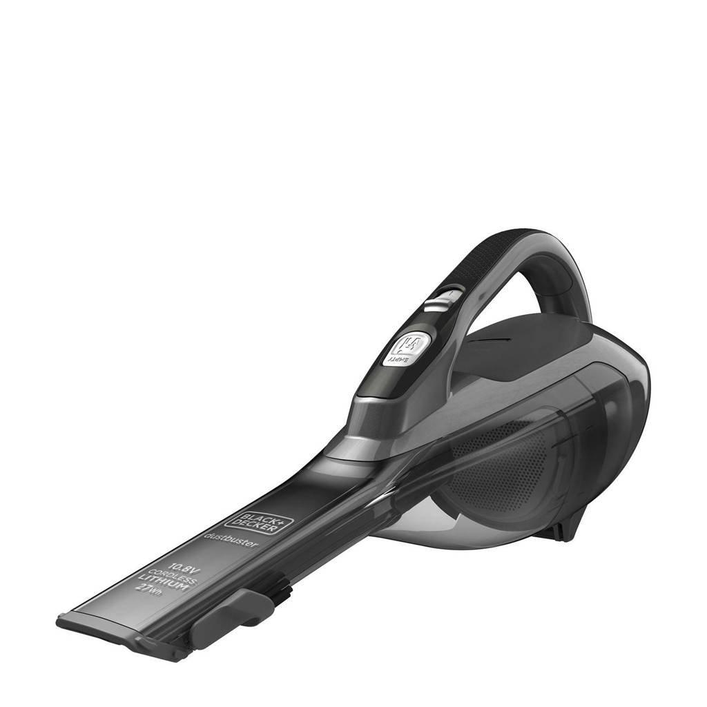 Black+Decker DVA325B-QW kruimeldief, Zwart