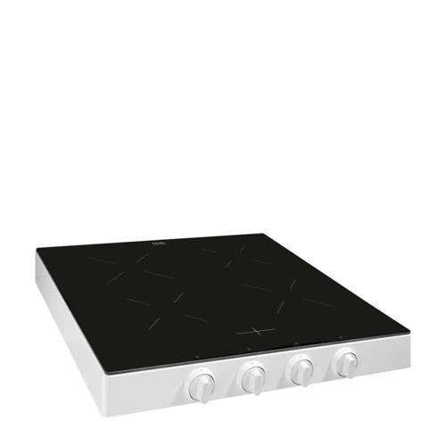 ETNA KIV254KWIT vrijstaande inductie kookplaat