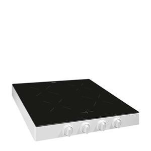KIV254KWIT vrijstaande inductie kookplaat