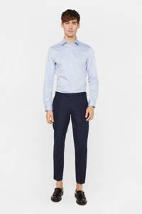 WE Fashion slim fit overhemd light blue, Light Blue