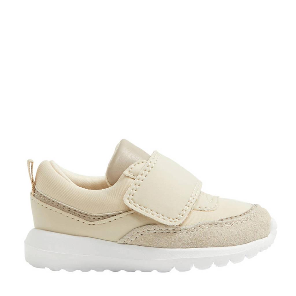Mango Kids   sneakers ecru, Ecru/Pastelroze