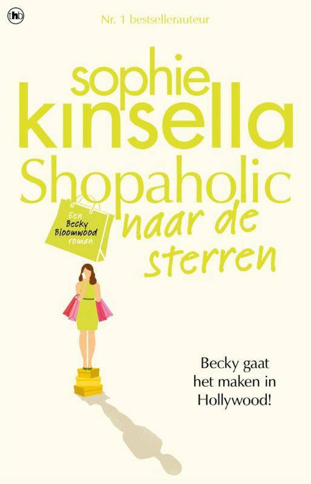 Shopaholic naar de sterren - Sophie Kinsella