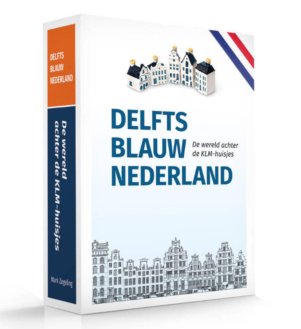 Delfts Blauwe Zitzak.Mark Zegeling Delfts Blauw Nederland Wehkamp