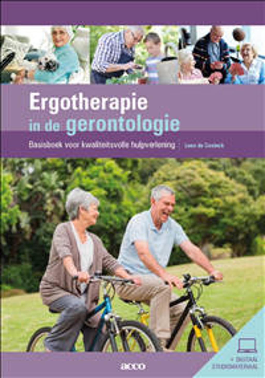 Ergotherapie in de gerontologie - Leen de Coninck