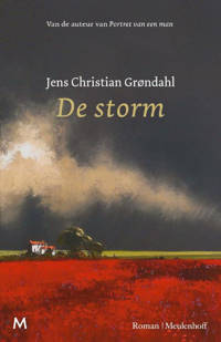 De storm - Jens Christian Grøndahl