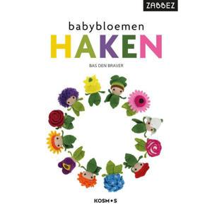Babybloemen haken - Bas den Braver