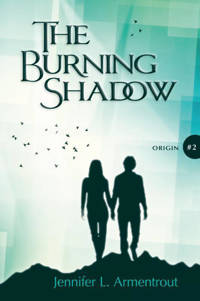 The Origin Serie: The Burning Shadow - Jennifer L. Armentrout
