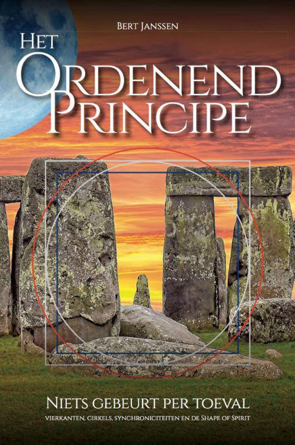 Het Ordenend Principe - Bert Janssen