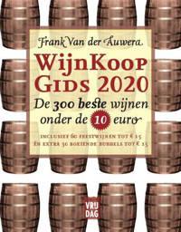 Wijnkoopgids 2020 - Frank van der Auwera