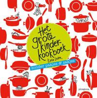 Het grote kinderkookboek - Karin Luiten