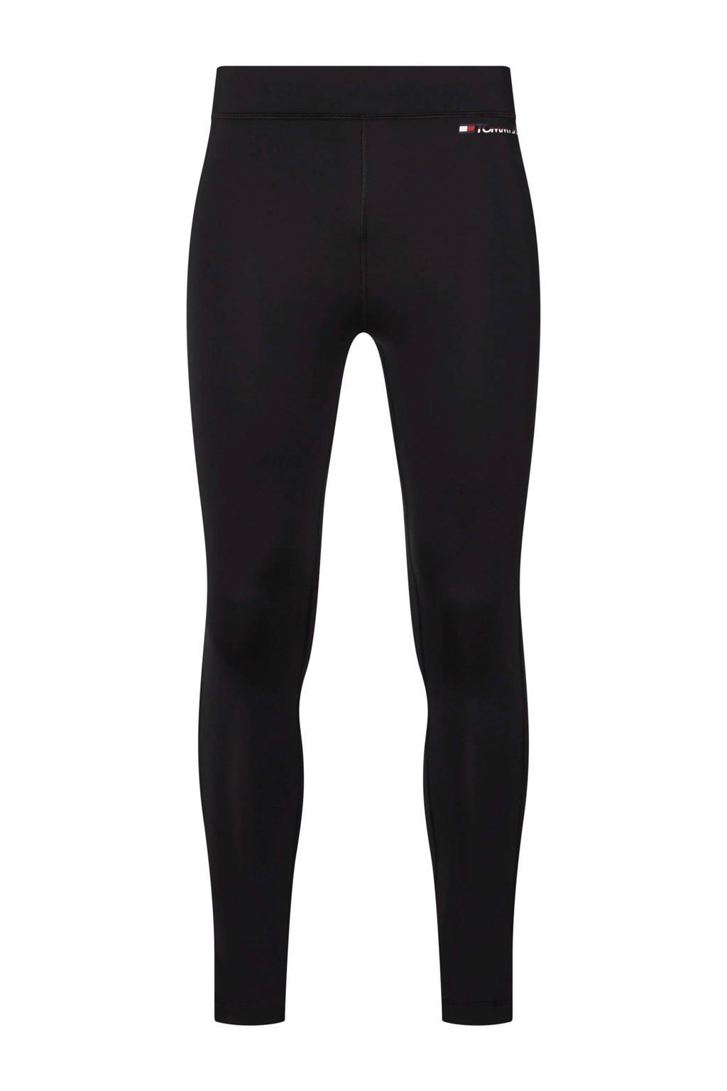 Tommy Hilfiger Sport   legging zwart, Zwart