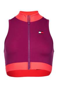 Tommy Hilfiger Sport sportbh paars/roze, Paars/roze