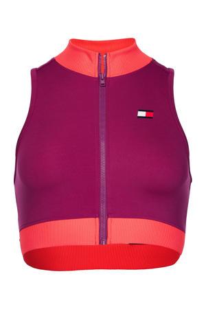 sportbh paars/roze