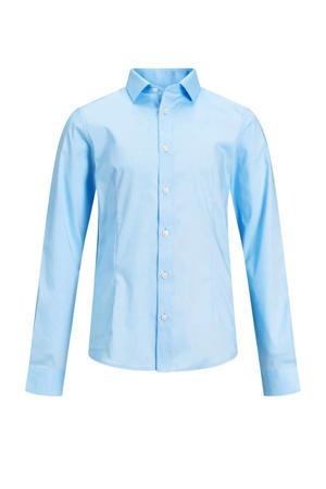 JUNIOR overhemd Parma lichtblauw