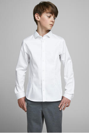 overhemd JPRPARMA wit