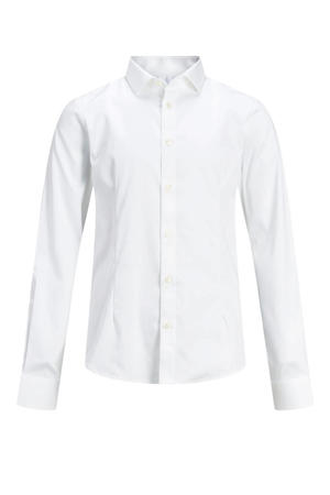 JUNIOR overhemd Parma wit