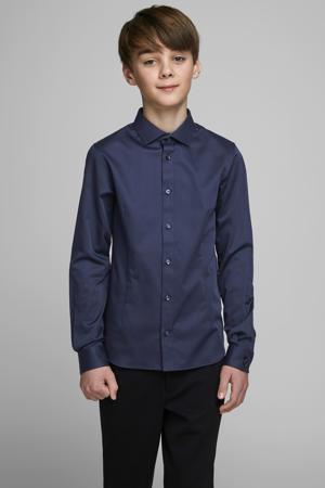 overhemd Parma donkerblauw