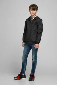 JACK & JONES JUNIOR zomerjas Soft zwart, Zwart