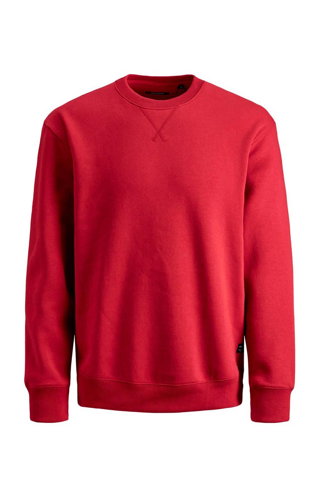 JACK & JONES JUNIOR sweater Soft rood, Rood