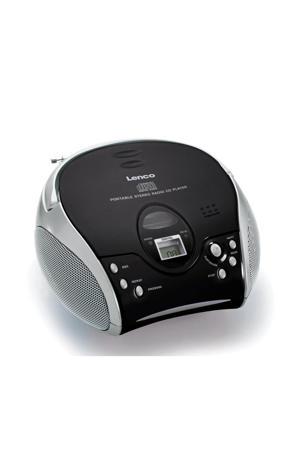 SCD-24 draagbare radio/CD speler zwart