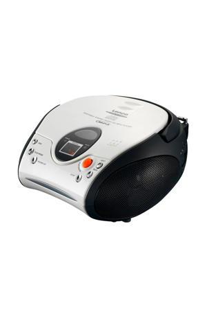 SCD-24 draagbare radio/CD speler wit