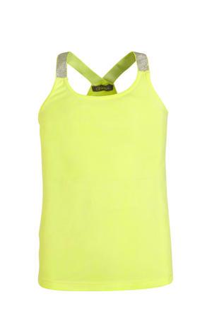 top neon geel