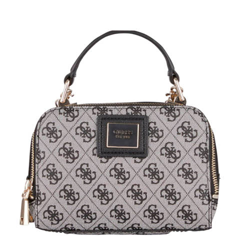 GUESS crossbody tas CANDACE MINI zwart